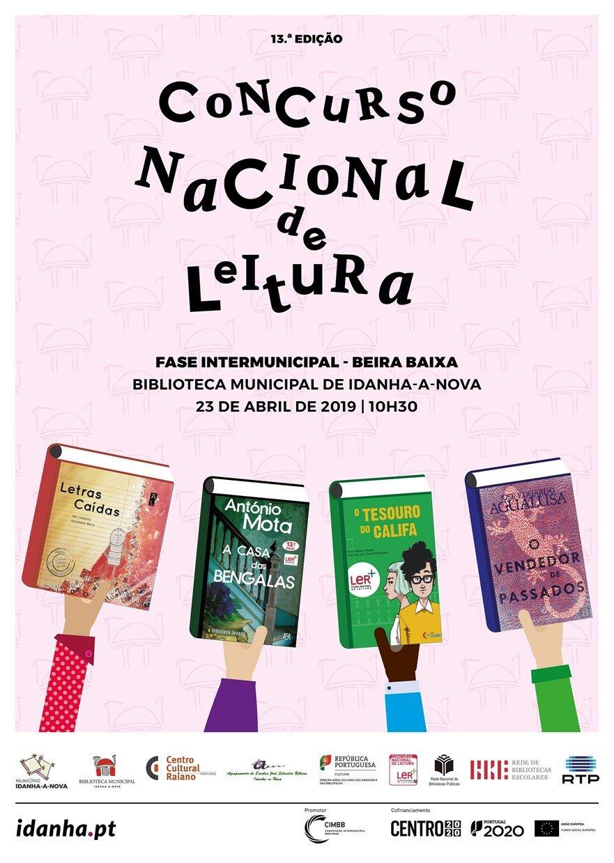 Concurso Nacional de Leitura - Fase Intermunicipal Beira Baixa