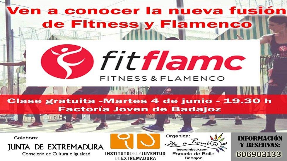 Fitness y Flamenco - Factoría Joven Badajoz