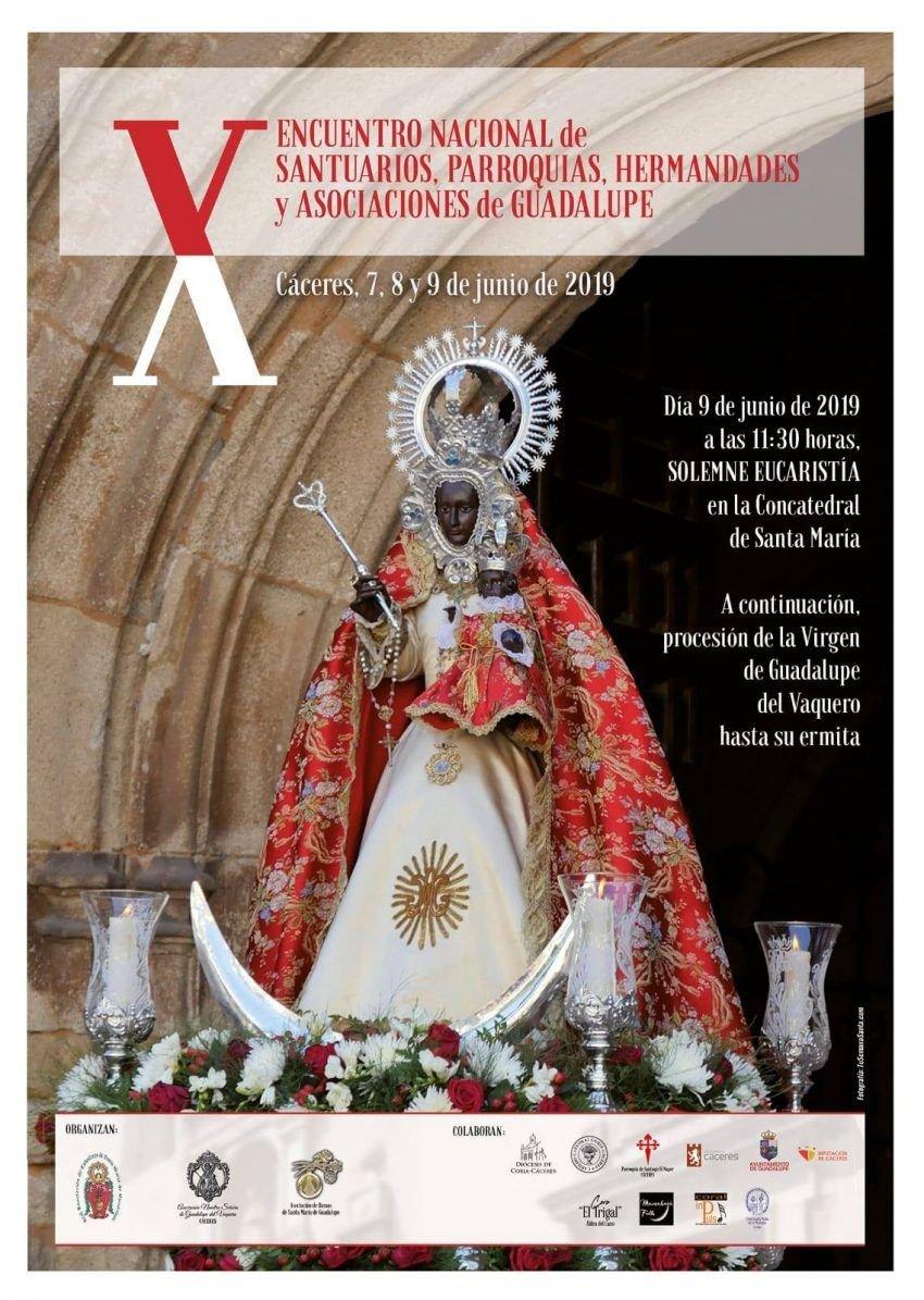 X Encuentro Nacional de Santuarios, Parroquias, Hermandades y Asociaciones de Guadalupe
