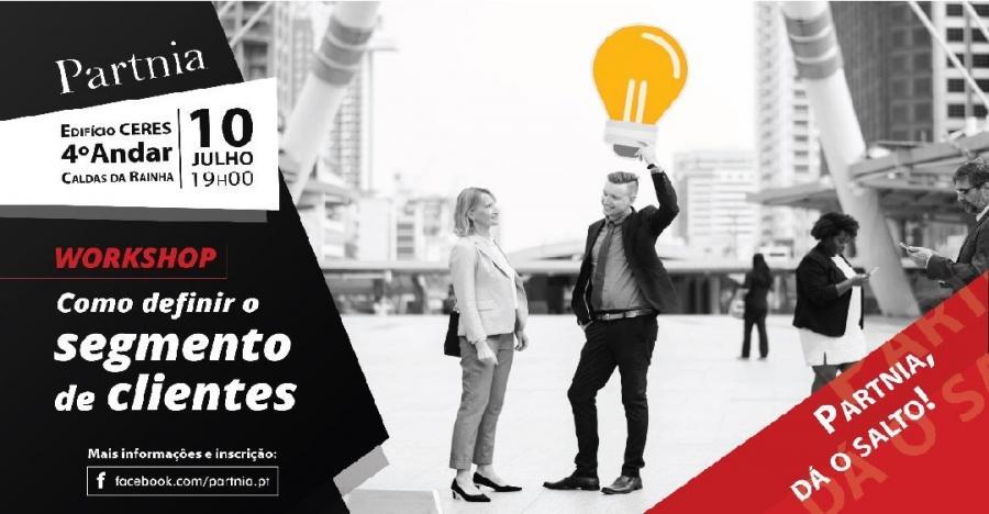 Workshop 'Como definir o segmento de clientes'