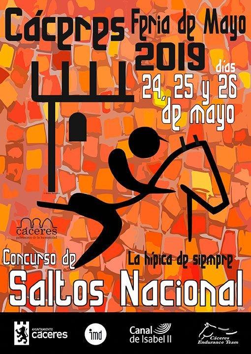 Concurso Hípico de Saltos de Obstáculos Cáceres 2019