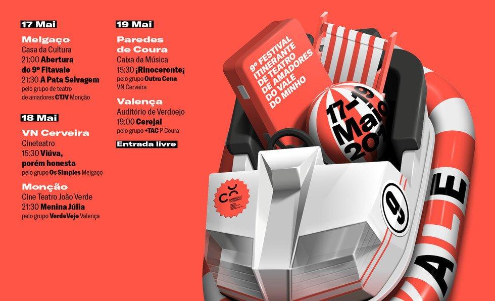 9º FITAVALE: Festival Itinerante de ...