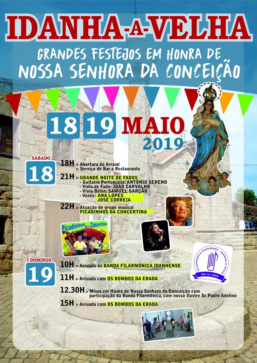 Festejos em Honra de Nossa Senhora da Conceição