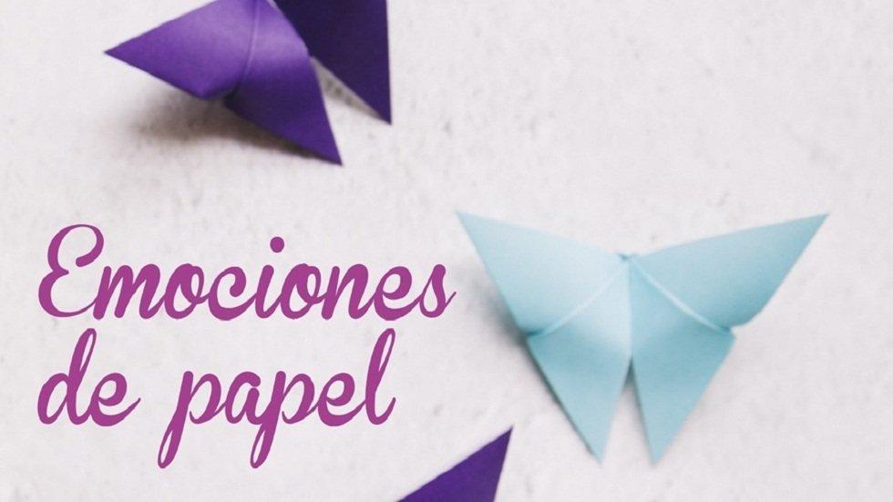 Presentación del libro 'Emociones de papel'