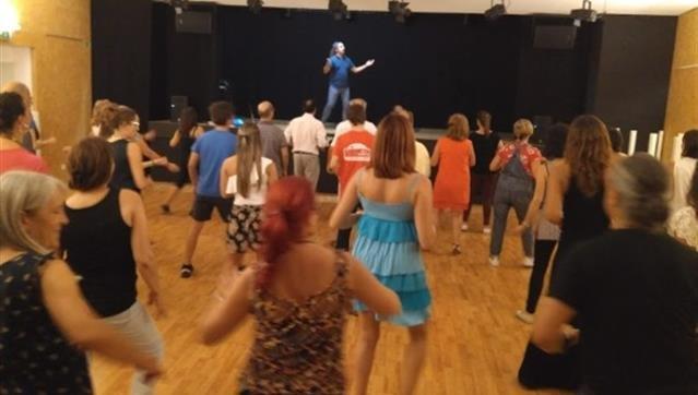 Danças Latinas e de Salão