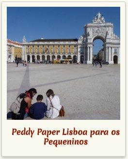 Peddy Paper Lisboa para os Pequeninos