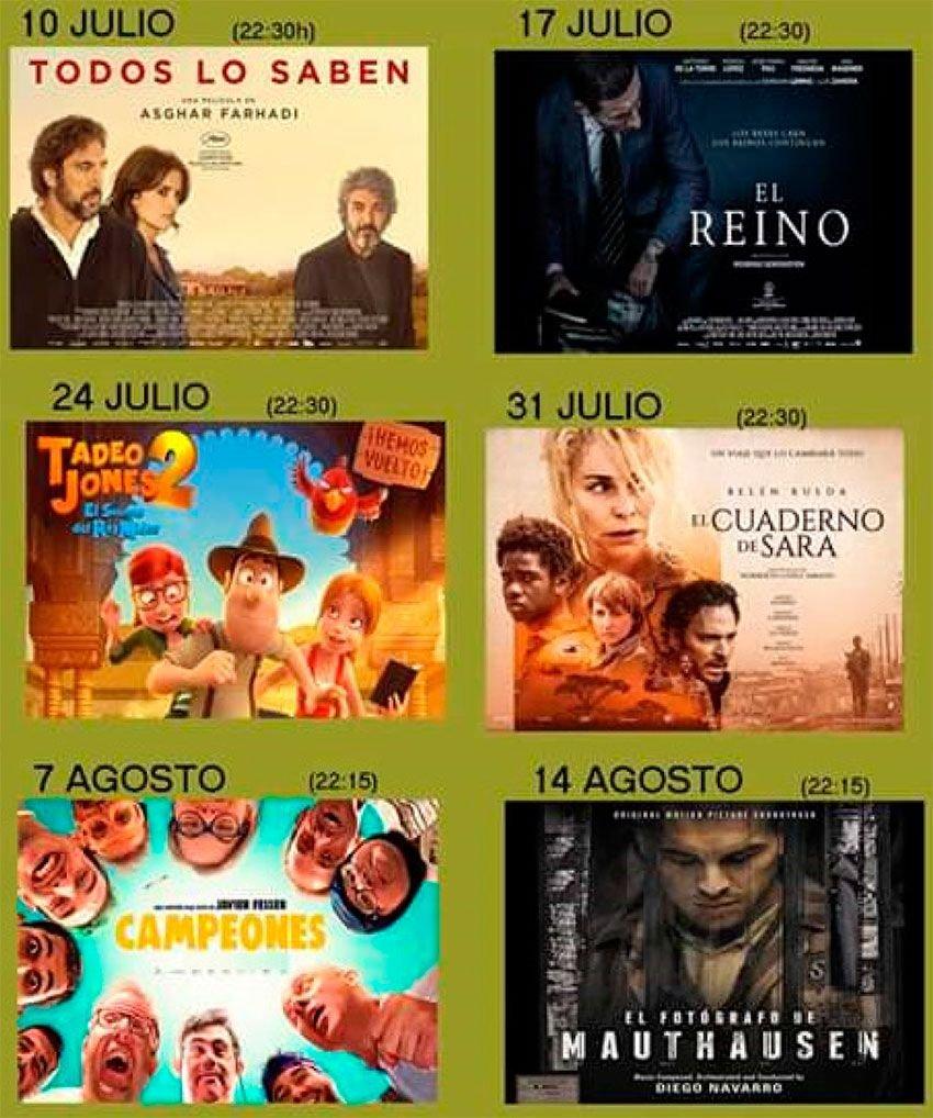 EL CUADERNO DE SARA| Un Parque de Cine 2019