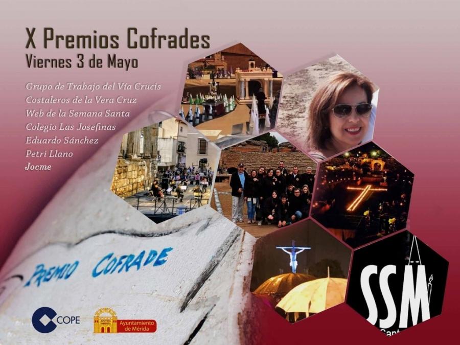 Gala X Premios Cofrades