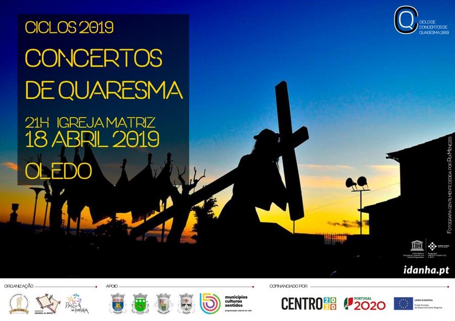Ciclo de Concertos Pela Quaresma - Oledo