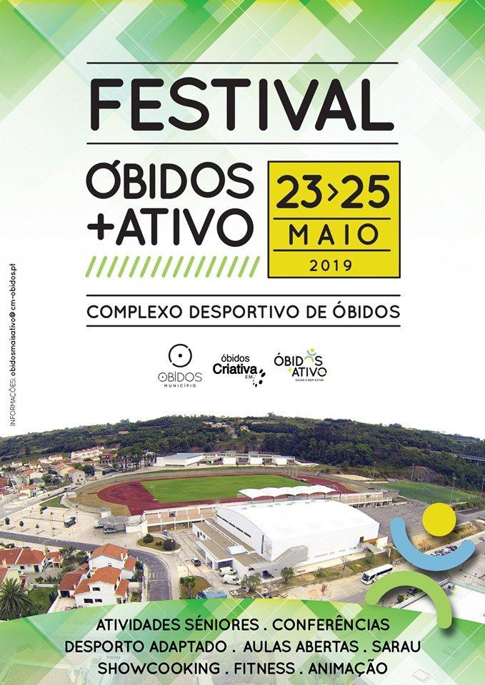Festival  Óbidos + Ativo