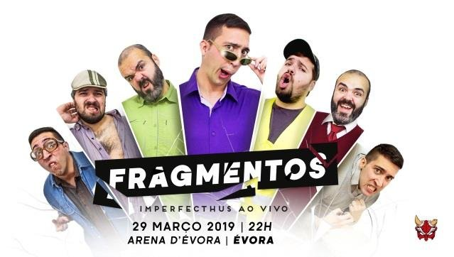 Fragmentos - Imperfecthus ao vivo