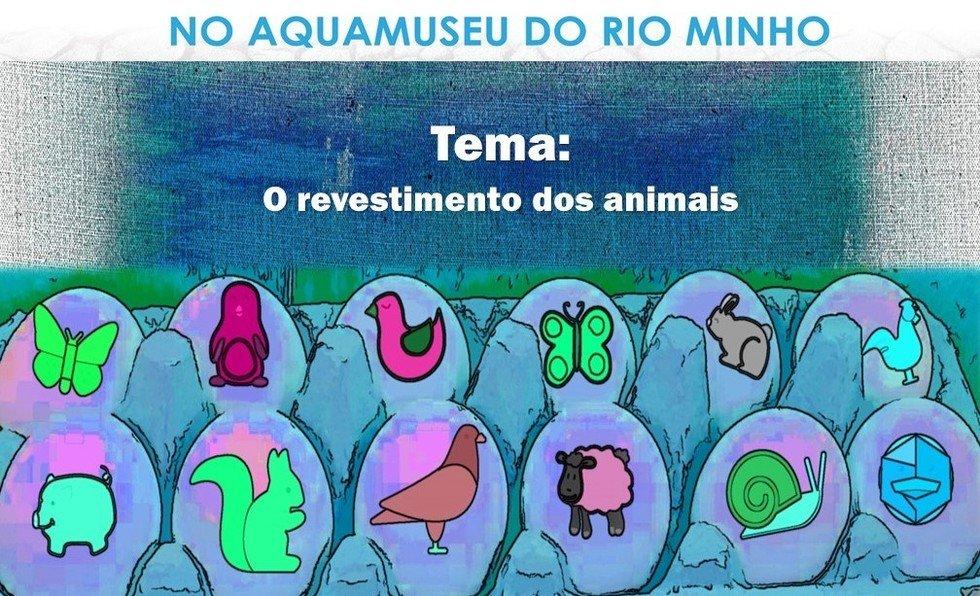 Férias da Páscoa no Aquamuseu