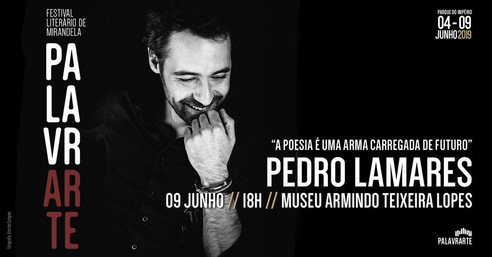 Pedro Lamares - PalavrArte