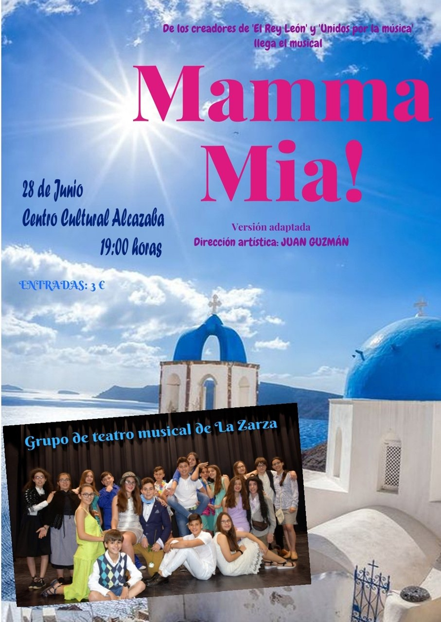 Mamma Mia!, el musical