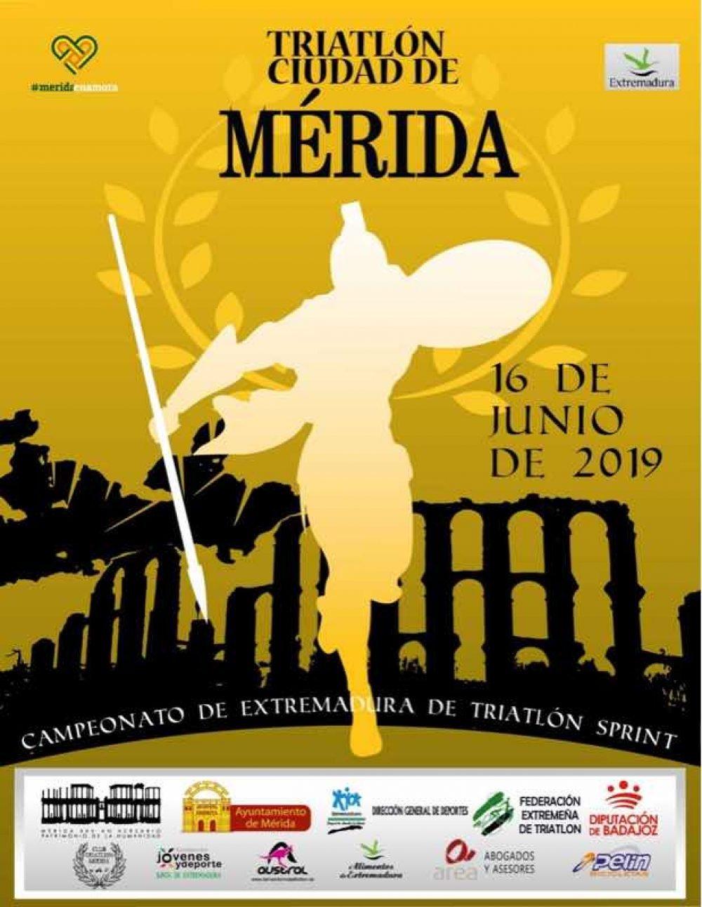 IX Triatlón Ciudad de Mérida