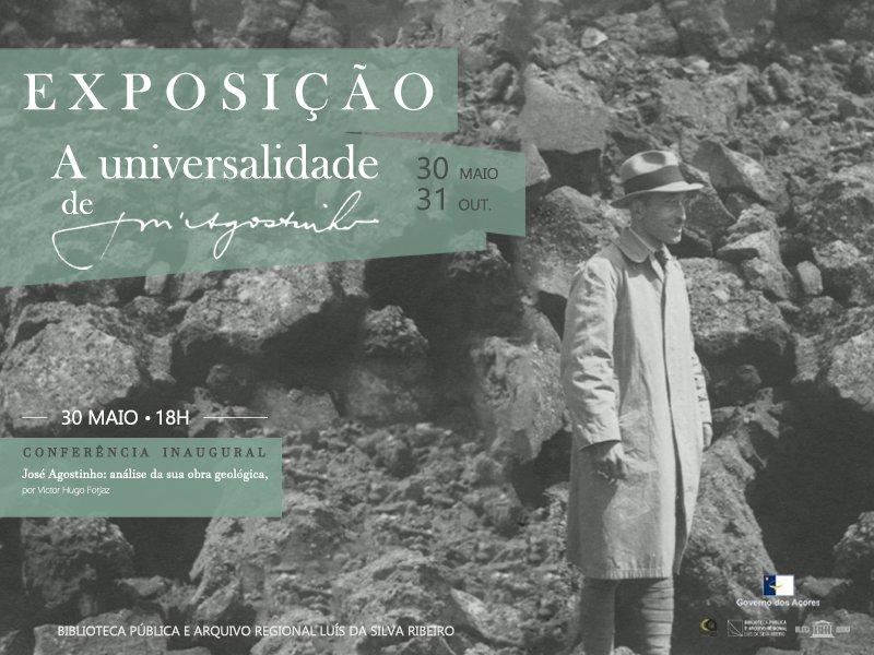 Exposição | A universalidade de José Agostinho