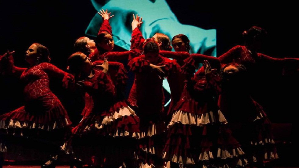 VII Festival Escuela de Flamenco Rocío Guisado \'A bailar\'