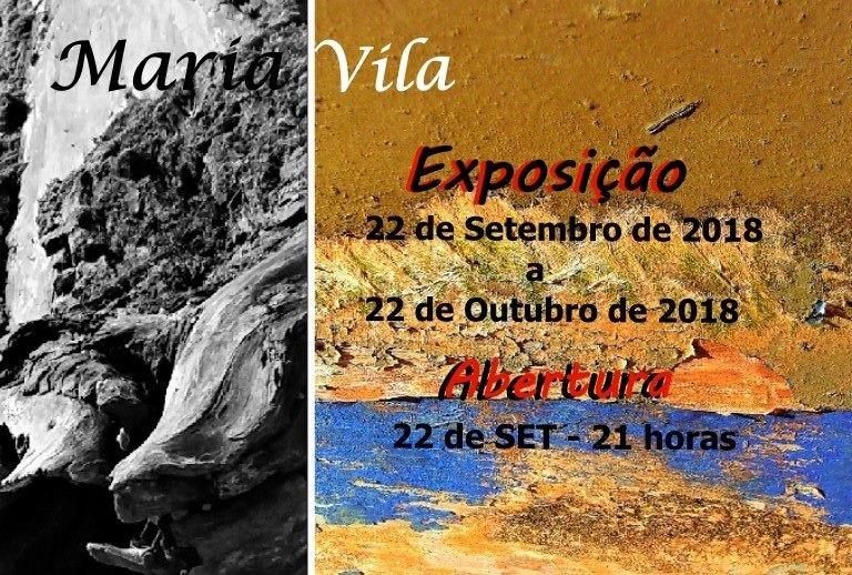 Maria Vila Exposição