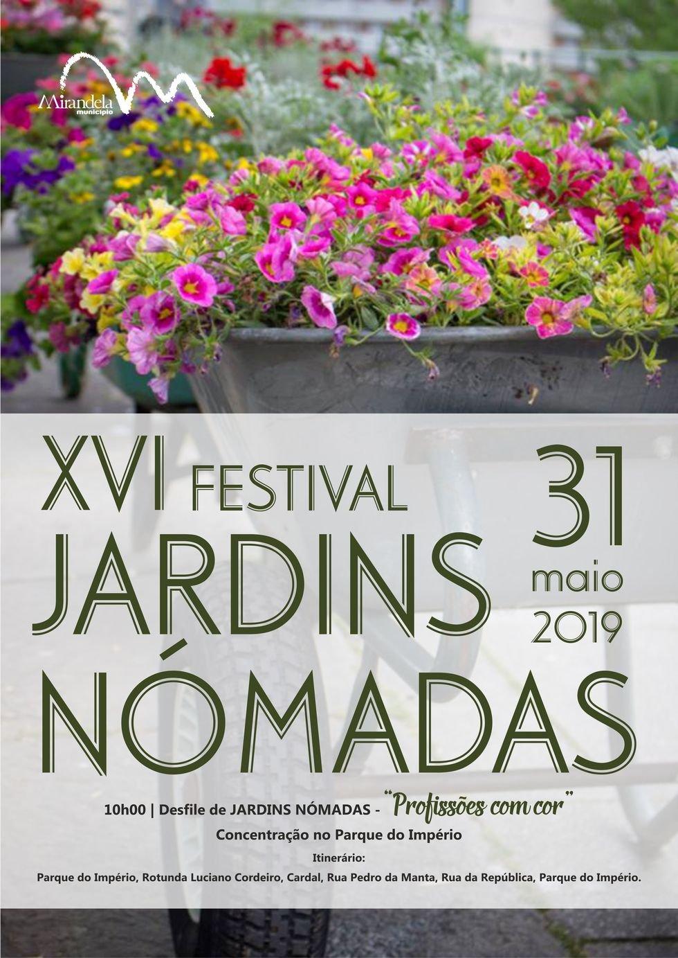Festival dos Jardins Nómadas 2019