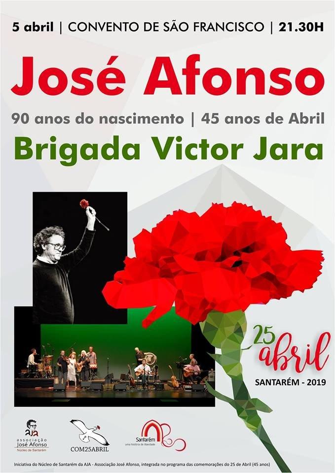Recital a Ary dos Santos