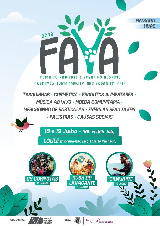 FAVA - Feira do Ambiente e Vegan do Algarve
