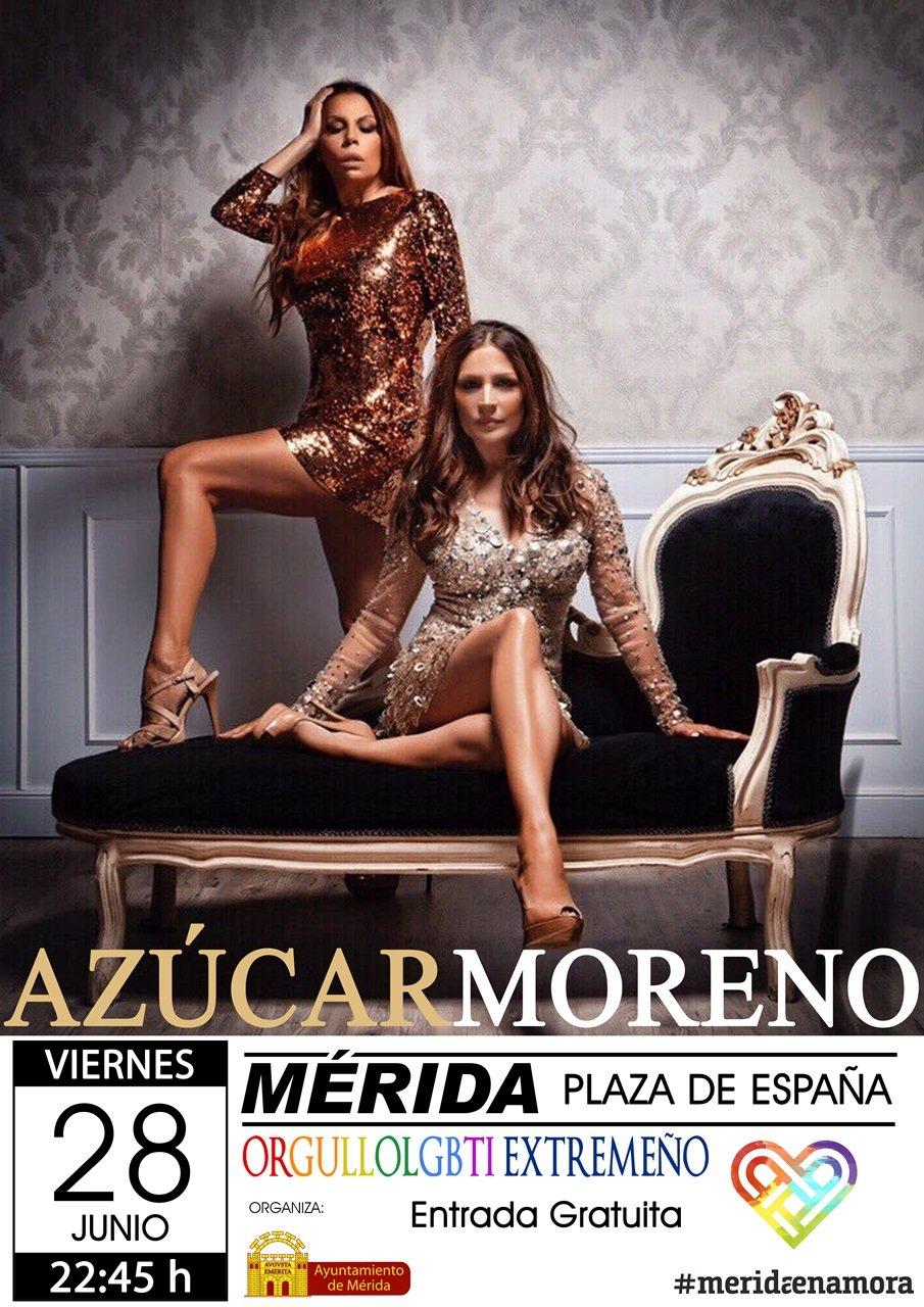 Azúcar Moreno en concierto