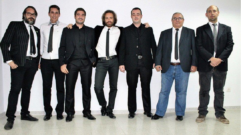 Concierto 20 Aniversario - Vinilo Sánchez Band