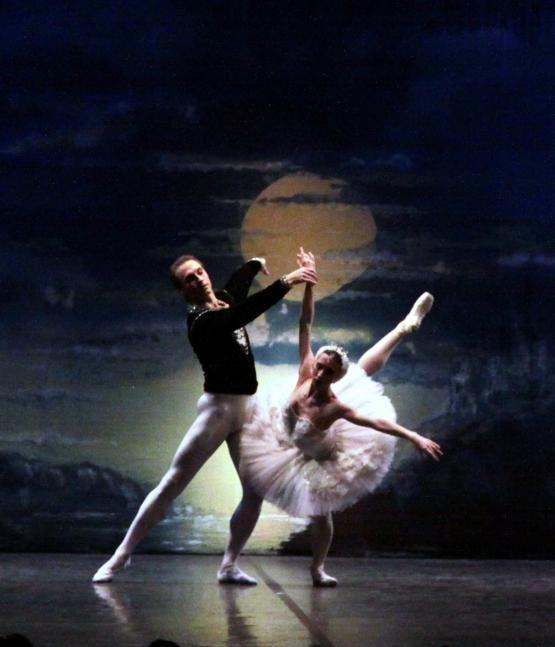 EL LAGO DE LOS CISNES, Ballet Nacional Ruso de Sergey Radchenko