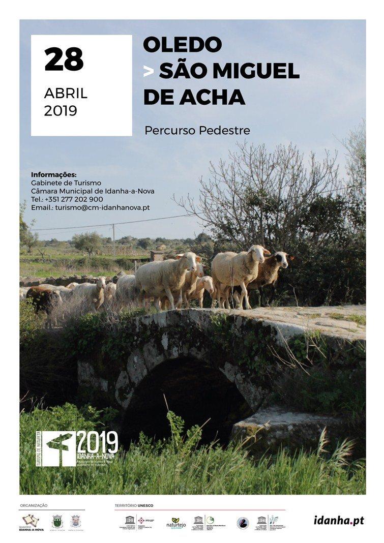 Percurso Pedestre 'Oledo > São Miguel de Acha'