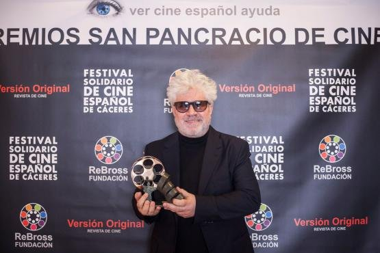 PREMIOS SAN PANCRACIO DE CINE 2019. Gala BenEfica de Clausura 26 Festival Cine EspaNol de CAceres