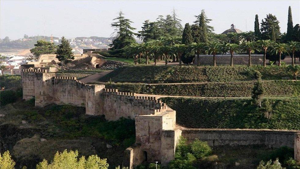 Abraza la Alcazaba