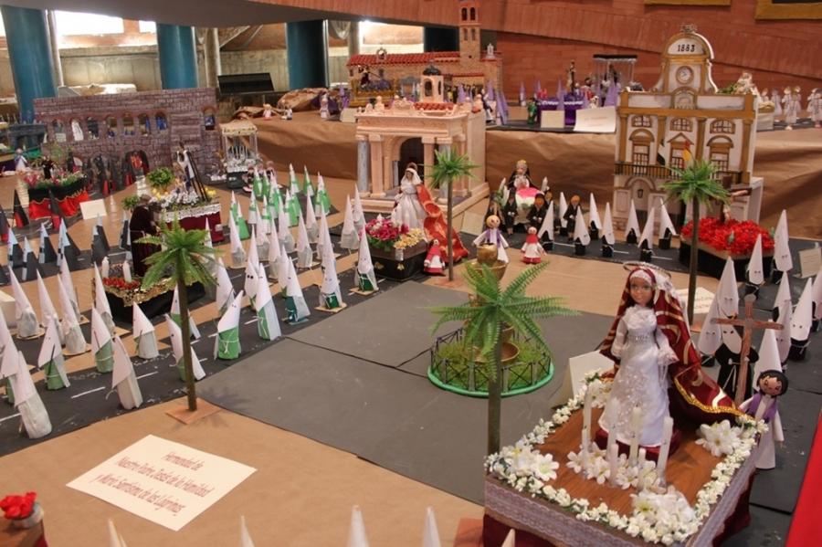 Exposición de Semana Santa del Colegio Josefinas