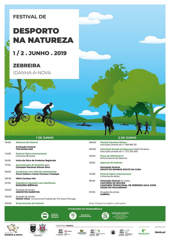 Festival de Desporto na Natureza