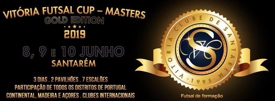 Desporto l Vitória Futsal Cup - Masters Gold Edition 2019