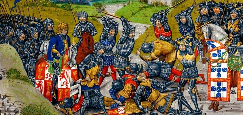 Os Grandes Conflitos da História - Da Idade Média ao século XX