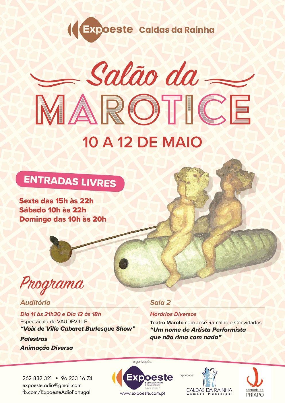 SALÃO DA MAROTICE