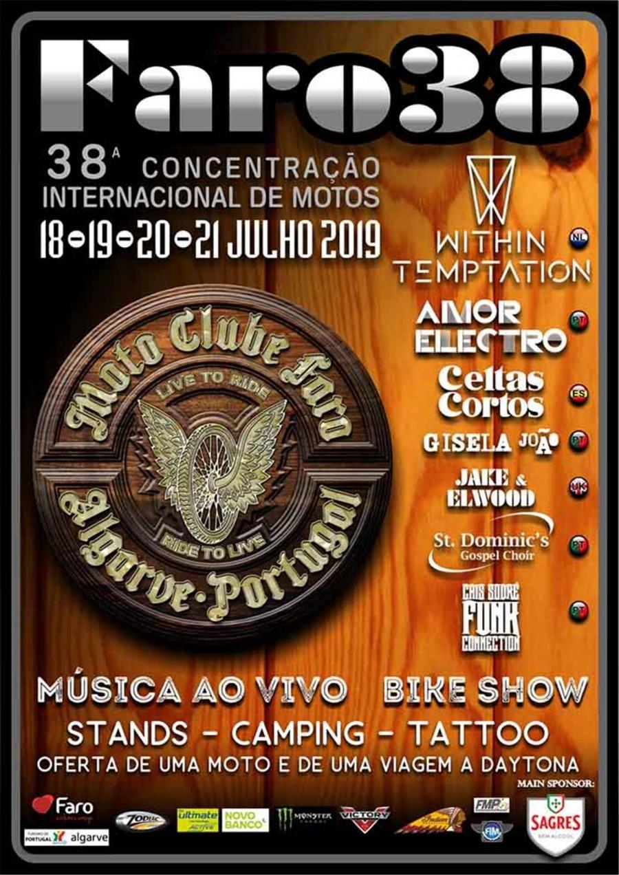38.ª Concentração Internacional de Motos