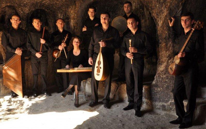 Gurdjieff Ensemble & Hewar