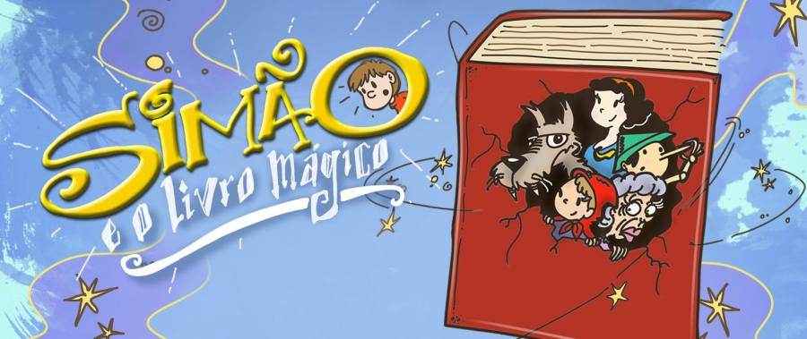Simão e o Livro Mágico