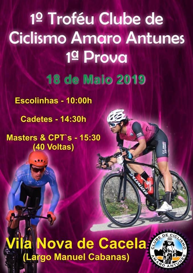 1º Troféu Clube de Ciclismo Amaro Antunes