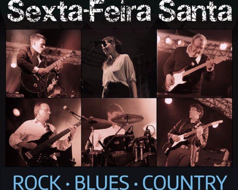 MOSTRA DE CULTURA IBÉRICA COM BLUEDAYS E SEXTA-FEIRA SANTA