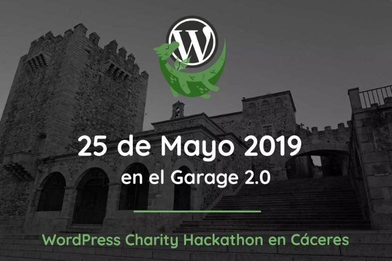 WPSOCIAL Hackaton Social con WordPress en Cáceres