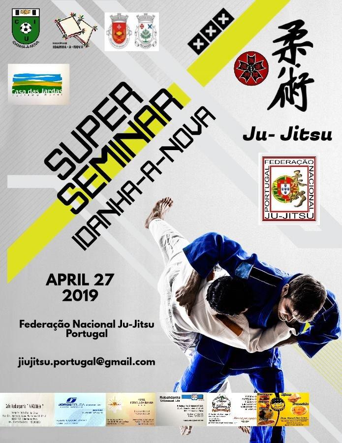 Super Seminar Ju-Jitsu