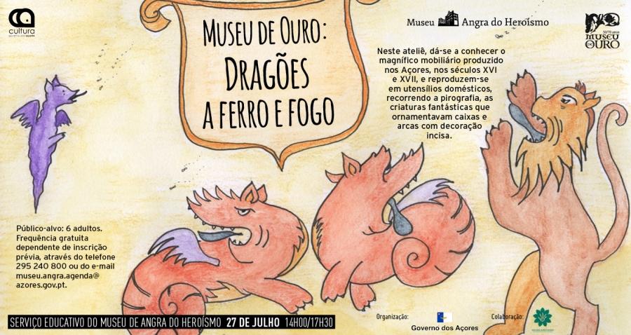 Dragões a Ferro e Fogo