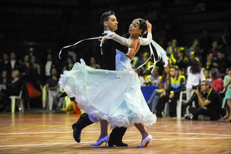 Campeonato Nacional de Dança disputado nas Caldas