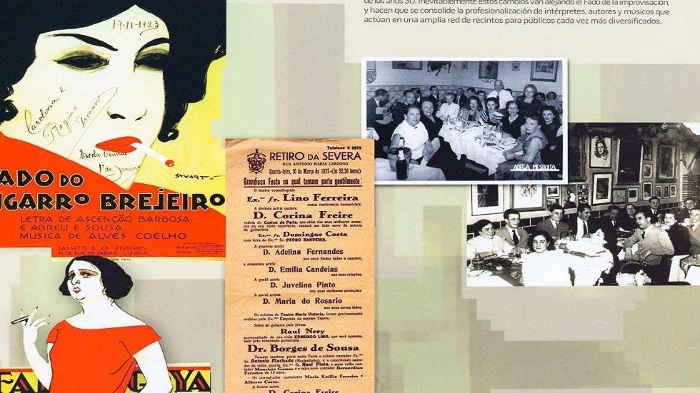 """Exposición """"Fado, Patrimonio de la Humanidad"""""""
