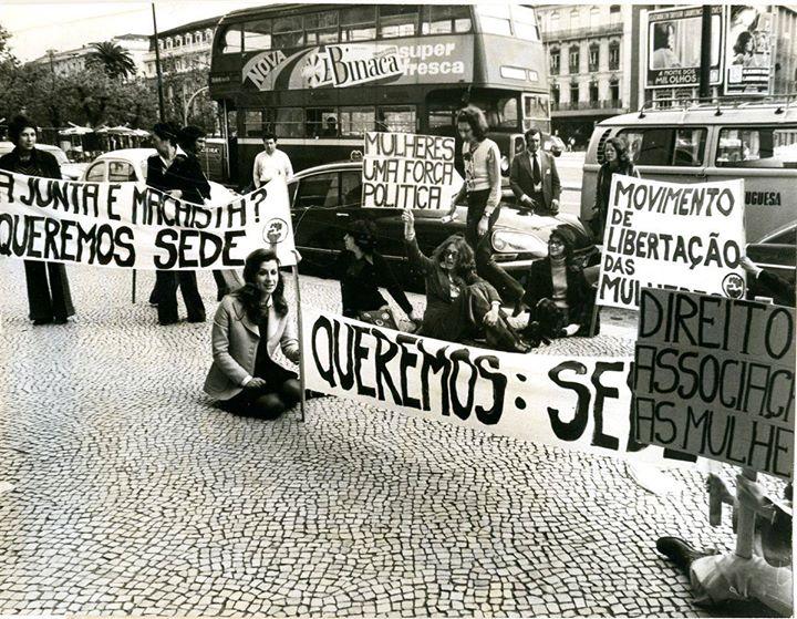 Rota Lisboa Feminista