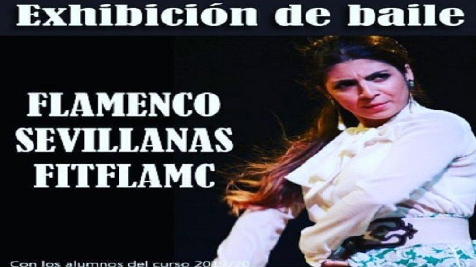 Exhibición de baile y flamenco - FERIA DE SAN JUAN