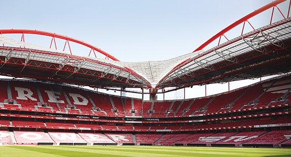Visitas ao Estádio da Luz e Museu do Benfica