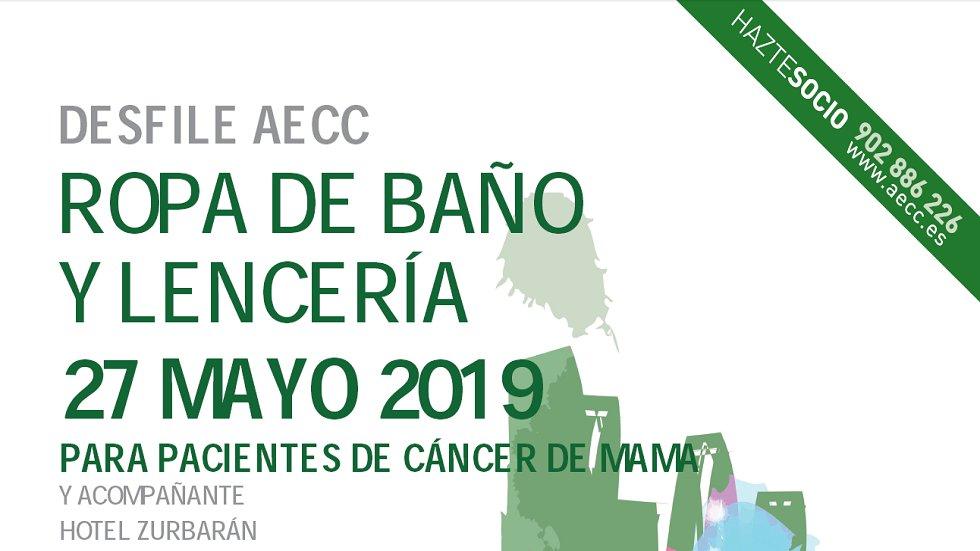 Desfile anual de mujeres operadas con cancer de mama
